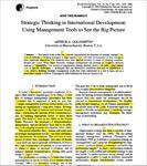 مقاله-ترجمه-شده-تفکر-استراتژیک-در-توسعه-بین-المللی