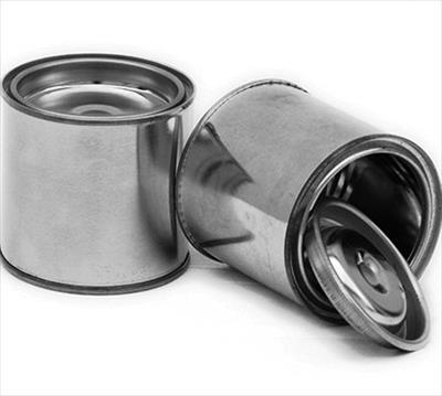 پاورپوینت فرايند توليد قوطي فلزي