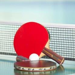 آموزش تنیس روی میز