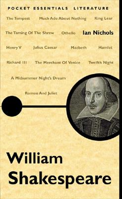 کتاب William Shakespeare Pocket Essentials