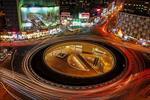 پاورپوینت-تحلیل-فضای-شهری-میدان-ولیعصر-تهران