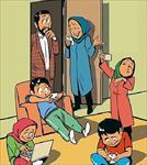 پاورپوینت-آسیب-های-فضای-مجازی-در-خانواده