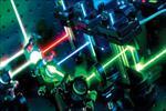 پاورپوینت-سلاح-های-لیزری-و-کاربرد-آنها