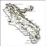 دانلود-شیپ-فایل-روستاهای-استان-ایلام