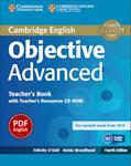 کتاب-objective-advanced-teacher-book