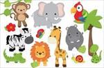 پاورپوینت-درباره-حیوانات-وحشی-(کودکانه)--داستان