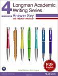 پاسخ-longman-academic-writing-series-4