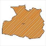 دانلود-شیپ-فایل-مرز-شهرستان-اهواز