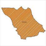 دانلود-شیپ-فایل-مرز-شهرستان-باغملک