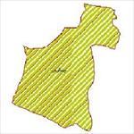 دانلود-شیپ-فایل-مرز-شهرستان-چالوس