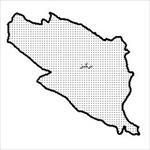دانلود-شیپ-فایل-مرز-شهرستان-درگز