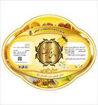 لیبل-قالب-دار-عسل-طبیعی