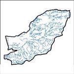 دانلود-شیپ-فایل-آبراهه-های-استان-گلستان