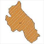 دانلود-شیپ-فایل-مرز-شهرستان-ایذه