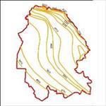 دانلود-شیپ-فایل-منحنی-های-هم-تبخیر-استان-خوزستان