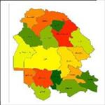 دانلود-شیپ-فایل-شهرستانهای-استان-خوزستان