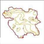 دانلود-شیپ-فایل-منحنی-های-هم-تبخیر-استان-کردستان