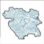 دانلود-شیپ-فایل-آبراهه-های-استان-کردستان