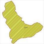 دانلود-شیپ-فایل-مرز-شهرستان-ساری